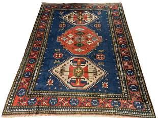 Caravanserail Turkish Kars Wool Carpet 10' x 13'