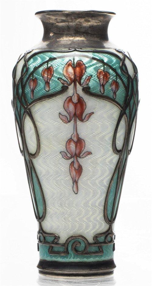 Art Nouveau Silver