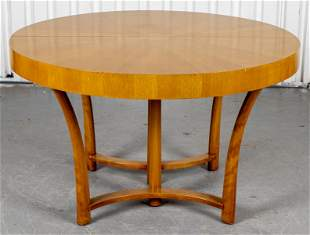 T.H. Robsjohn-Gibbings for Widdicomb Dining Table