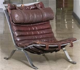 "Arne Norell ""Ari"" Mid-Century Modern Lounge Chair"