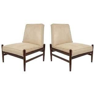 Liceu de Artes e Oficios Brazilian Lounge Chairs
