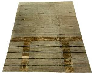 David Shaw Nicholls Wool Carpet, 8' x 10'