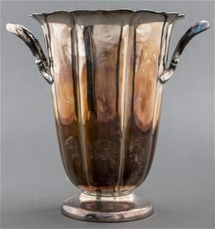 Meriden Silver Co. Vintage Silver Plate Vase
