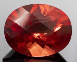 2.10 Ct. Loose Natural Oval-Cut Red Beryl Gemstone