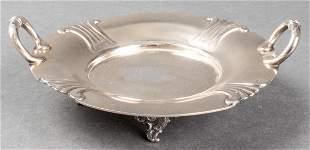 Meriden Silver Plate Tray
