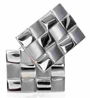 Dolan Bullock Sterling Silver Cufflinks