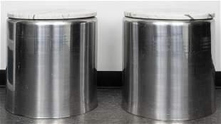 Paul Mayen for Habitat Attr. Side Tables, Pair