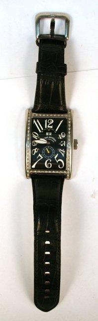 Ritmo Mvndo Men's Stainless Steel Diamond Watch - 3