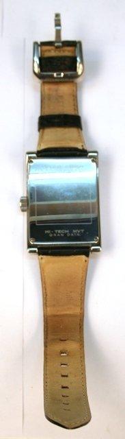 Ritmo Mvndo Men's Stainless Steel Diamond Watch - 7