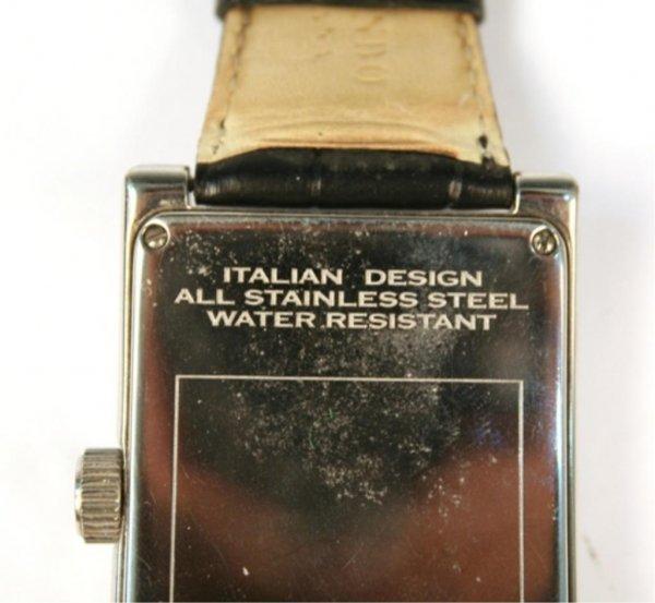 Ritmo Mvndo Men's Stainless Steel Diamond Watch - 8