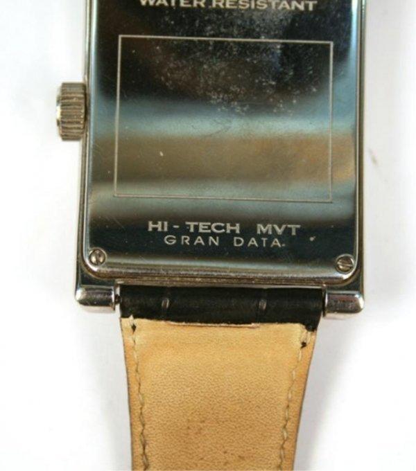 Ritmo Mvndo Men's Stainless Steel Diamond Watch - 9