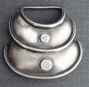 Manuel Altamirano Taxco Silver Belt Buckle