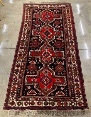 Northwest Persian / Caucasian Carpet, 10 x 5