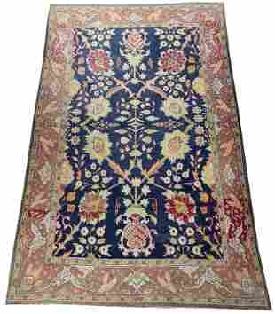 "Persian Carpet, 8' 9"" x 5' 9"""