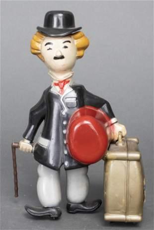 Juguetes Roman Spain Charlie Chaplin Wind-Up Toy