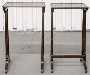 Regency Style Nesting Tables, 2
