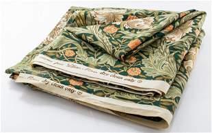 William Morris Liberty African Marigold Fabric, 2