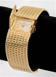 Patek Philippe 18K Ladies' Covered Dial Watch