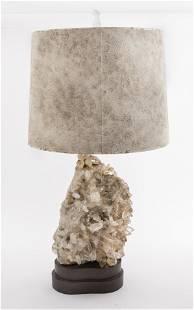 Carole Stupell Quartz Crystal Table Lamp