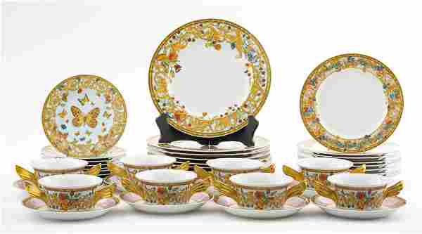 Versace 'Le Jardin' Rosenthal Porcelain Service,40