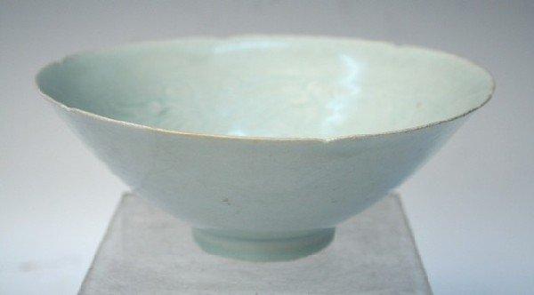 Yuan Dynasty Chinese Porcelain Ying Qing Bowl