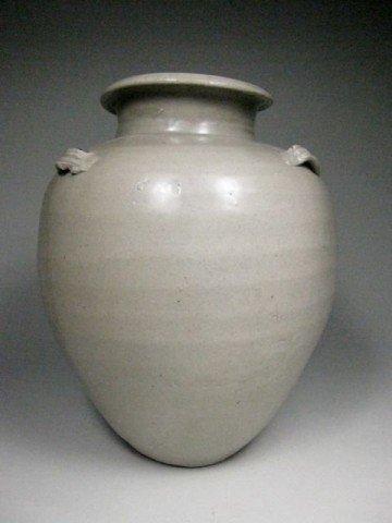 Chinese Green Glazed Jar 10th Century