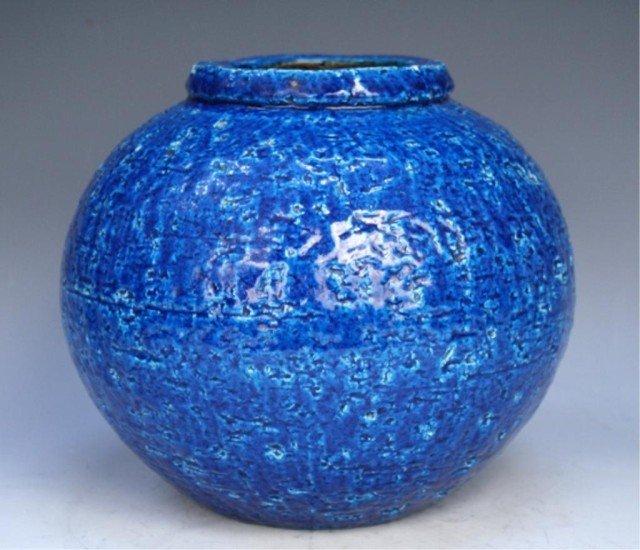 Swedish Rorstrand Pottery Vase by Gunnar Nylund - 2