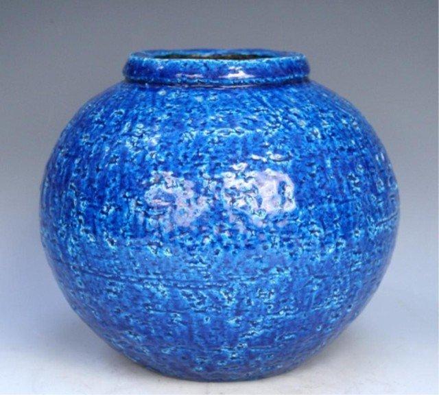 Swedish Rorstrand Pottery Vase by Gunnar Nylund - 4