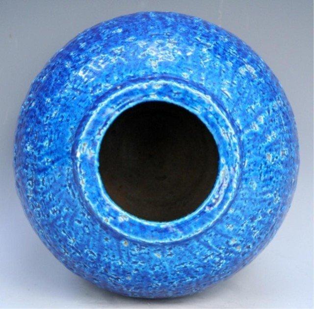 Swedish Rorstrand Pottery Vase by Gunnar Nylund - 6
