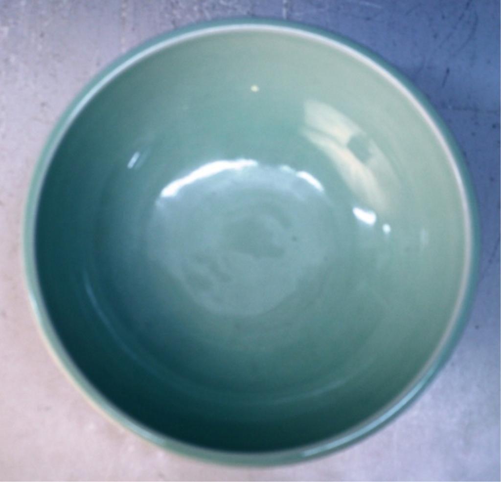 22: Chinese Celadon & Blue Porcelain Bowl - 8
