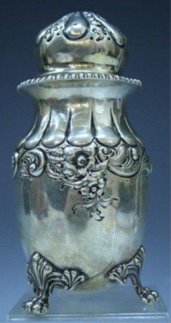 178: Theodore B. Starr Sterling Silver Salt Shaker
