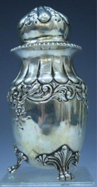 178: Theodore B. Starr Sterling Silver Salt Shaker - 3