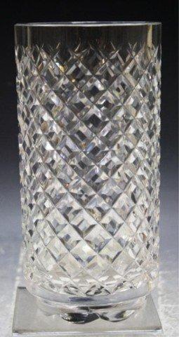15: Waterford Crystal Vase