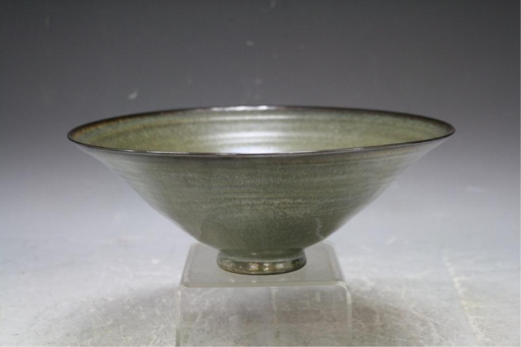 7: Sheier Green Ceramic Bowl American