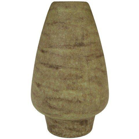 13: Earthenware Vase Signed & Numbered Alba W. Furman