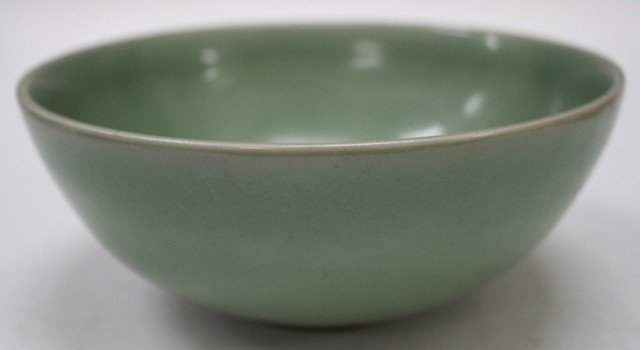 8: Chinese Celadon Ceramic Bowl poss. Ming Dynasty