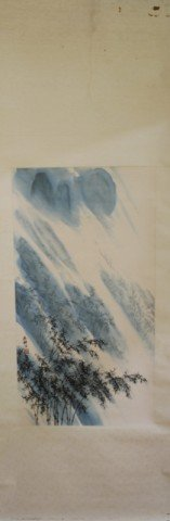 Chinese Hanging Scroll Painting by Xiao Yan Gen