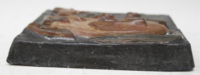 Danish Thyssen Keramik Terracotta Tile - 8
