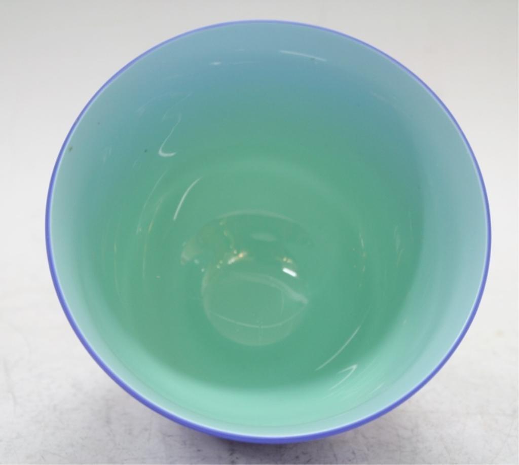 Carlo Moretti For Tiffany & Co. Italian Glass Bowl - 5