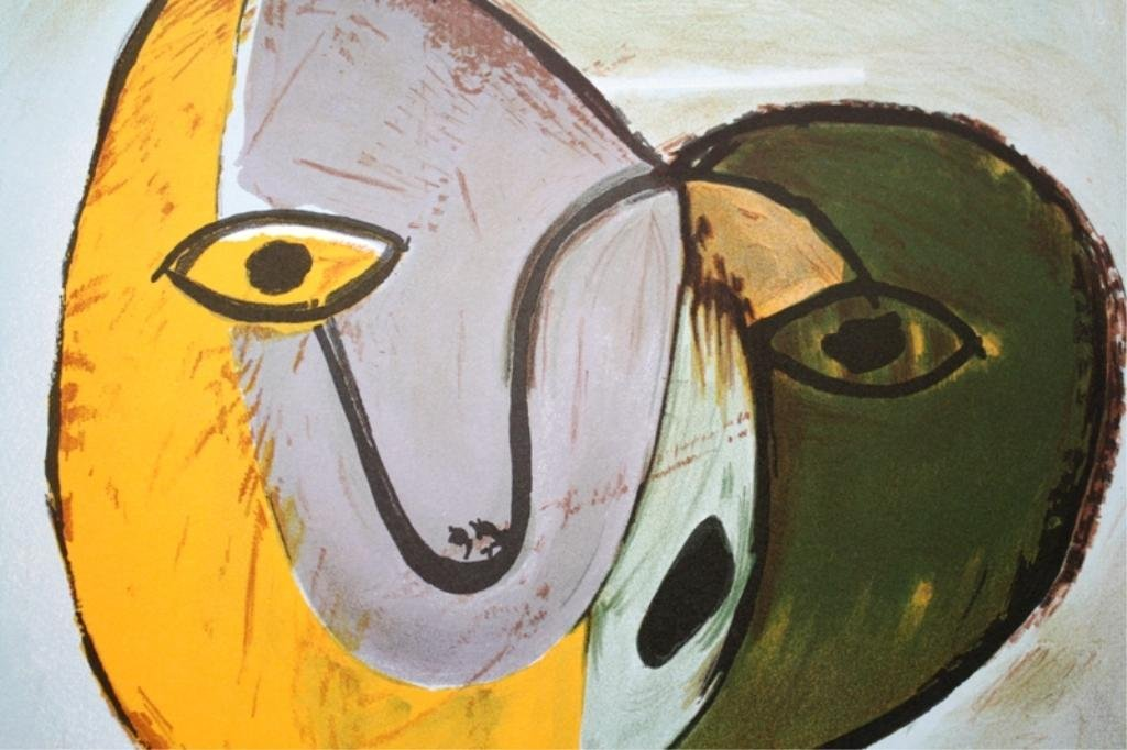 """Picasso """"Portrait de Marie-Therese Walter"""" Poster - 2"""
