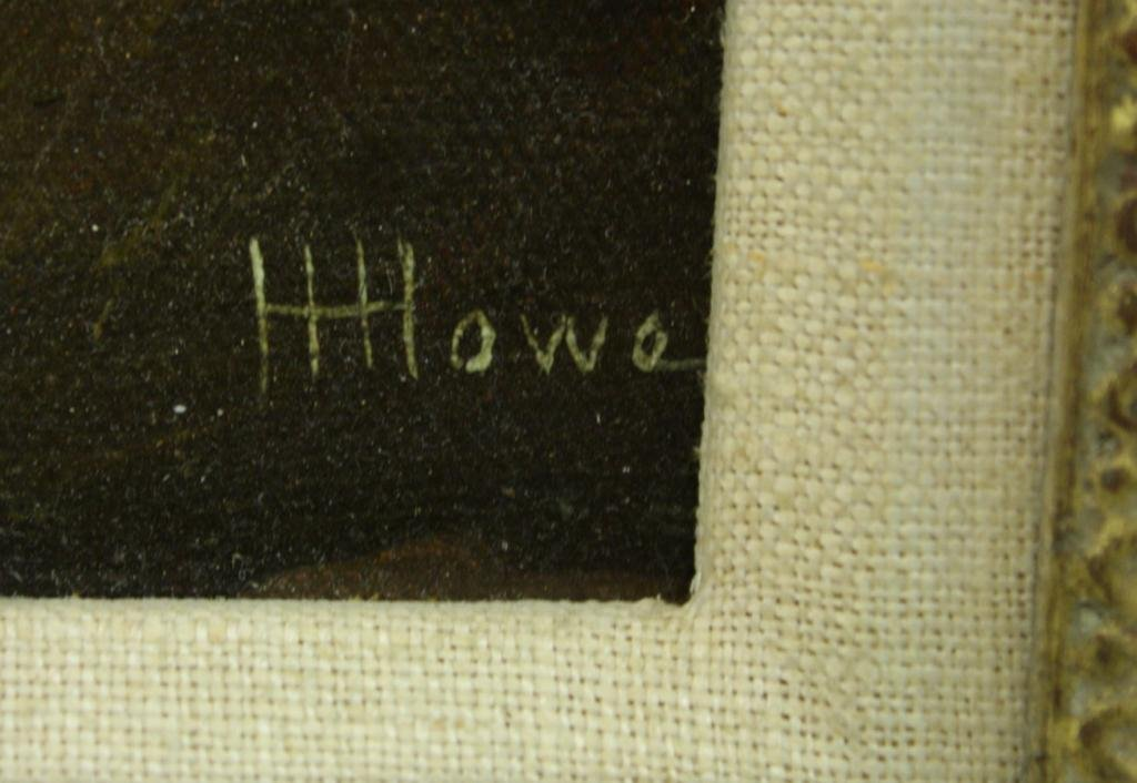 Harry Hambro Howe (American, 1886-1966)- Oil - 3