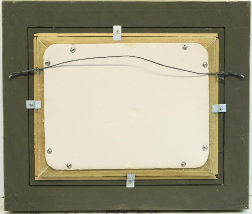 Harry Hambro Howe (American, 1886-1966)- Oil - 4