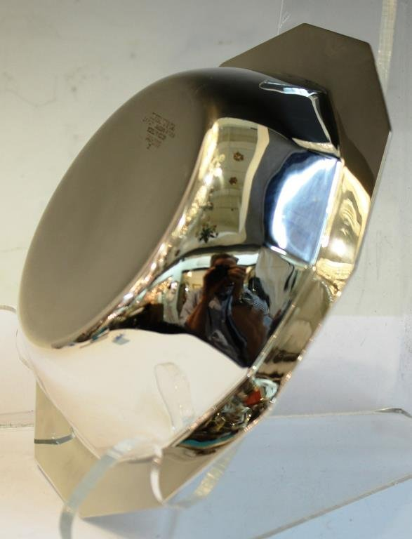 Tiffany Sterling Silver 12-Sided Candy Bowl - 3