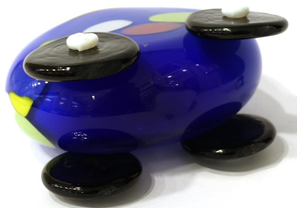 Fernando Agostinho Signed Art Glass Perfume Flacon - 4