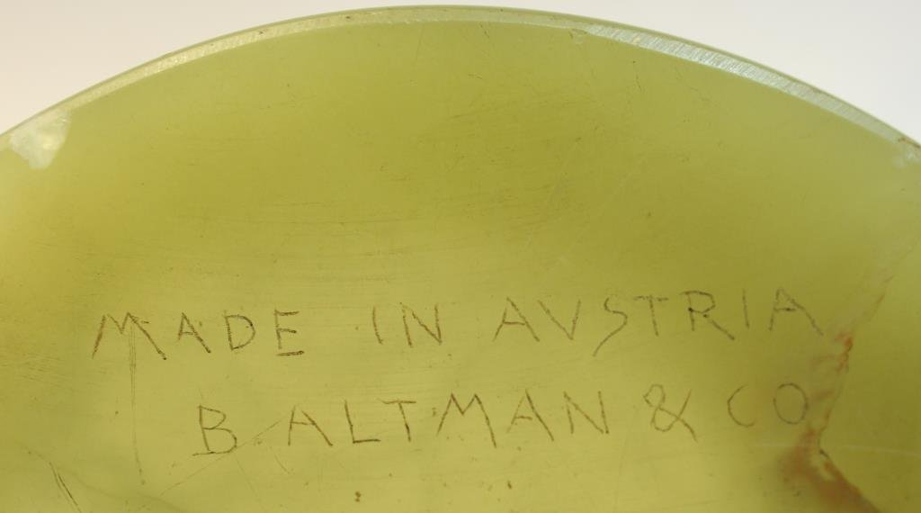 Austrian Cold-Painted Bronze & Agate Vide Poche - 6