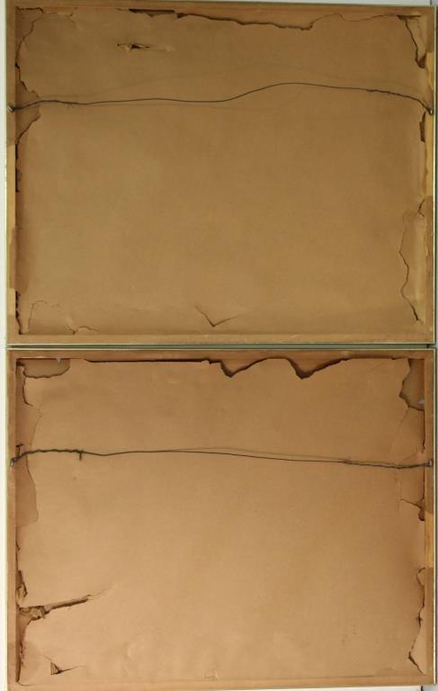 Albert Edel (American, 1894-1970)- 2 Etchings - 4