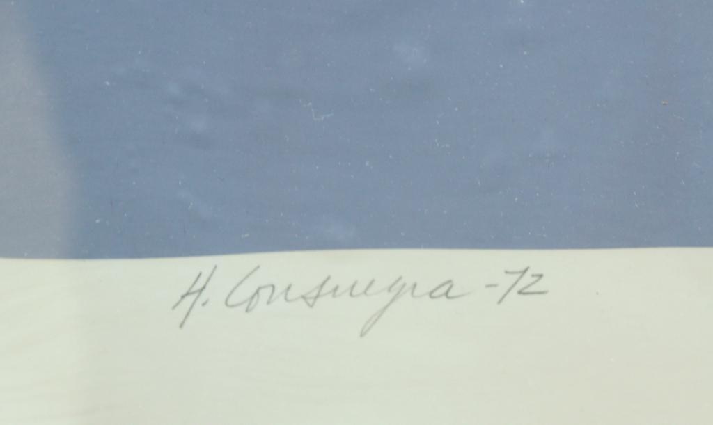 Hugo Consuegra (Cuban, 1929-2003)- Screenprint - 4