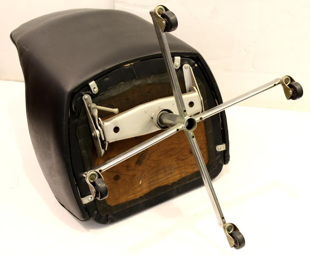 Mid-Century Overman-Style Office Desk Chair - 5