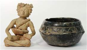 2 Tribal Pottery Articles