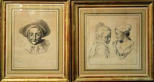 After Antoine Watteau French168417212 Prints